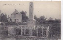 Côte-d'Or - Tart-le-Bas - Le Monument - Frankrijk