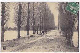 Côte-d'Or - Inondations De Février 1910 - Route De Magny-sur-Tille à Izier - Frankrijk