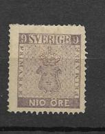 1858 MINT Sweden - Nuovi