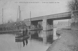 Neuvville-sur Escaut--Pont Du Chemin De Fer - Frankrijk