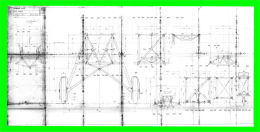 DISEGNI DRAWINGS FIAT CR32 CHIRRI AIRCRAFT REGIA AERONAUTICA ROSATELLI - DOWNLOAD - Aviazione