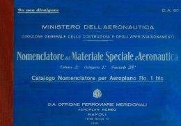 AERONAUTICA AIRCRAFT Romeo Ro1 Bis 1933 OFM CA60 CN - DOWNLOAD - Aviazione