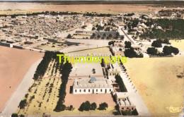 CPA PHOTO TOUGGOURT CONSTANTINE VUE AERIENNE - Algérie