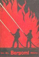 VIGILI FUOCO POMPIERI Materiale Pompieristico Bergomi 1928 Catalogo - DOWNLOAD - Italy