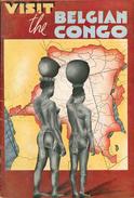 Afrique Congo VISIT THE BELGIAN CONGO - Geographie