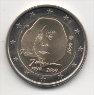 FINLANDE - 2€ Commémorative 2014 - UNC - Neuve - Finlande