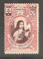Viñeta Maria Teresita Del  Niño Jesus - España
