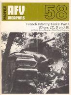 AFV Weapons Profile 58 - French Infantry Tanks Part I - DOWNLOAD - Riviste