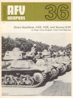 AFV Weapons Profile 36 - Chars Hotchkiss H35 H39 E Somua35 - DOWNLOAD - Italy