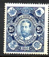 T661 - SUD AFRICA , Gibbons N. 1 Nuovo  *  . - Sud Africa (...-1961)