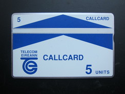 L&Gyr Phonecard,908D First Issued 5 Units,mint - Irlanda