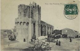 Saintes-MARIES-de-la-Mer (13) - Eglise - Ed. Ruat, Marseille - Saintes Maries De La Mer