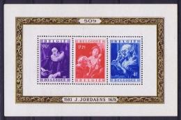 Belgium OBP Block Nr 27 , Mi Nr 22 MNH/**/postfrisch/neuf Sans Charniere