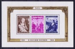 Belgium OBP Block Nr 27 , Mi Nr 21 MNH/**/postfrisch/neuf Sans Charniere - Blokken 1924-1960