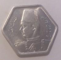 Egypt 2 Piastres 1944 UNC/AUNC - Egipto