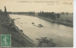 SAINT AVERTIN - La Vallée Du Cher Aux Cors Chevaux - Saint-Avertin