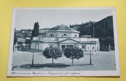 ITALIA REGNO 1943, PROPAGANDA DI GUERRA  CENT 20 SU CARTOLINA VIAGGIATA, CHIANCIANO - 1900-44 Vittorio Emanuele III