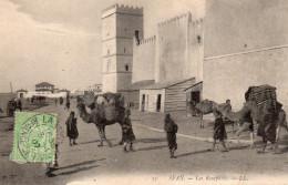 7845. CPA TUNISIE. SFAX. LES REMPARTS. - Tunisie