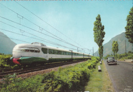 Elettrotreno Etr 300 - Auto D'epoca - Treni