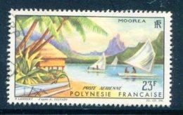 Polynesie P.A Y&T N°9 Oblitéré - Poste Aérienne
