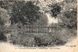 27 Environs De Louviers  -  PINTERVILLE  Pont Sur L'Eure - Pinterville