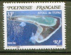 Polynesie Y&T N°187 Oblitéré - Oblitérés