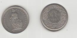 1/2 FR 1984 - Suisse