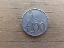 Indonesie  100  Rupiah  2000  Km  61 - Indonésie