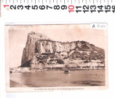 5120  GIBRALTAR THE ROCK GALLERIES FROM THE INUNDATION - Gibilterra