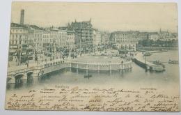 GERMANIA 1901, AMBURGO VIAGGIATA - Germania