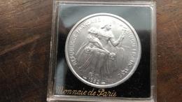 Polynesie Essai De 5 Francs De 1952 En Superbe état - French Polynesia