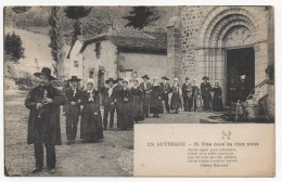 AUVERGNE - Une Noce De Chez Nous - Auvergne