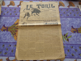 Le Tauril Revue Tauromachique No 71 - Newspapers
