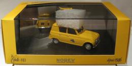 NOREV - RENAULT 4L 1963 (LA POSTE) - 1/43 - Norev