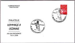 Homenaje A PAUL CEZANNE. Aix En Provence 2006 - Impresionismo