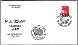 PAUL CEZANNE. ATELIER DES LAUVES. Aix En Provence 2006 - Impresionismo
