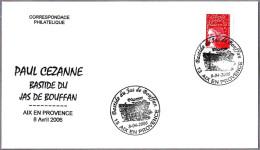 PAUL CEZANNE. BASTIDE DU JAS DE BOUFFAN. Aix En Provence 2006 - Impresionismo