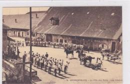 Posieux, Grangeneuve. Ecole D'agriculture. La Fête Des Foins - Les Discours. No 15 - FR Fribourg
