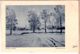 Latvia. Lettland. BIRKEN IM REIF. FOTOBROM.1942. - Letonia