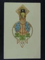 Art Nouveau - Femme - Relief - Illustrateurs & Photographes