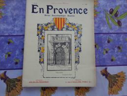 En Provence Revue Encyclopédique Mensuelle Illustrée :Toulon - Andere