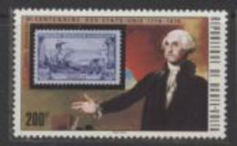 Haute Volta George WASHINGTON - Us Independence