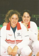 Switserland Postal Stationary 2006 - FED CUP - Tennis