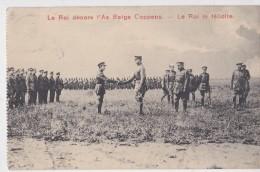 LE ROI ALBERT DECORE L'AS BELGE COPPENS - Manifestations