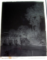 Moulin à Abbeville ?? A Confirmer  - Négatif Sur Plaque De Verre 9X12cm Env - Bien Lire Descriptif - Glasdias