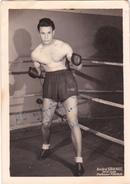 Autographe Original Signature Dédicace Sport Boxe Boxeur André GRANEC Avia Club - Autografi