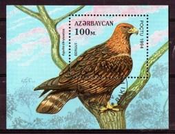 1994  Aigle    AguilaChrysaetos  Azerbaidjan - Oiseaux