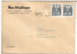 AUSTRIA MURAU 1957 STEIERMARK - 1945-.... 2nd Republic