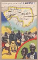 Afrique -  La Guinée - Colonial - Histoire Géographie - Scènes Et Types - Lion Noir Paris Montrouge - Guinea Francesa