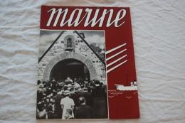 MARINE JOURNAL DE LA MARINE BELGE EN FRANCAIS ET FLAMANT - Magazines & Papers